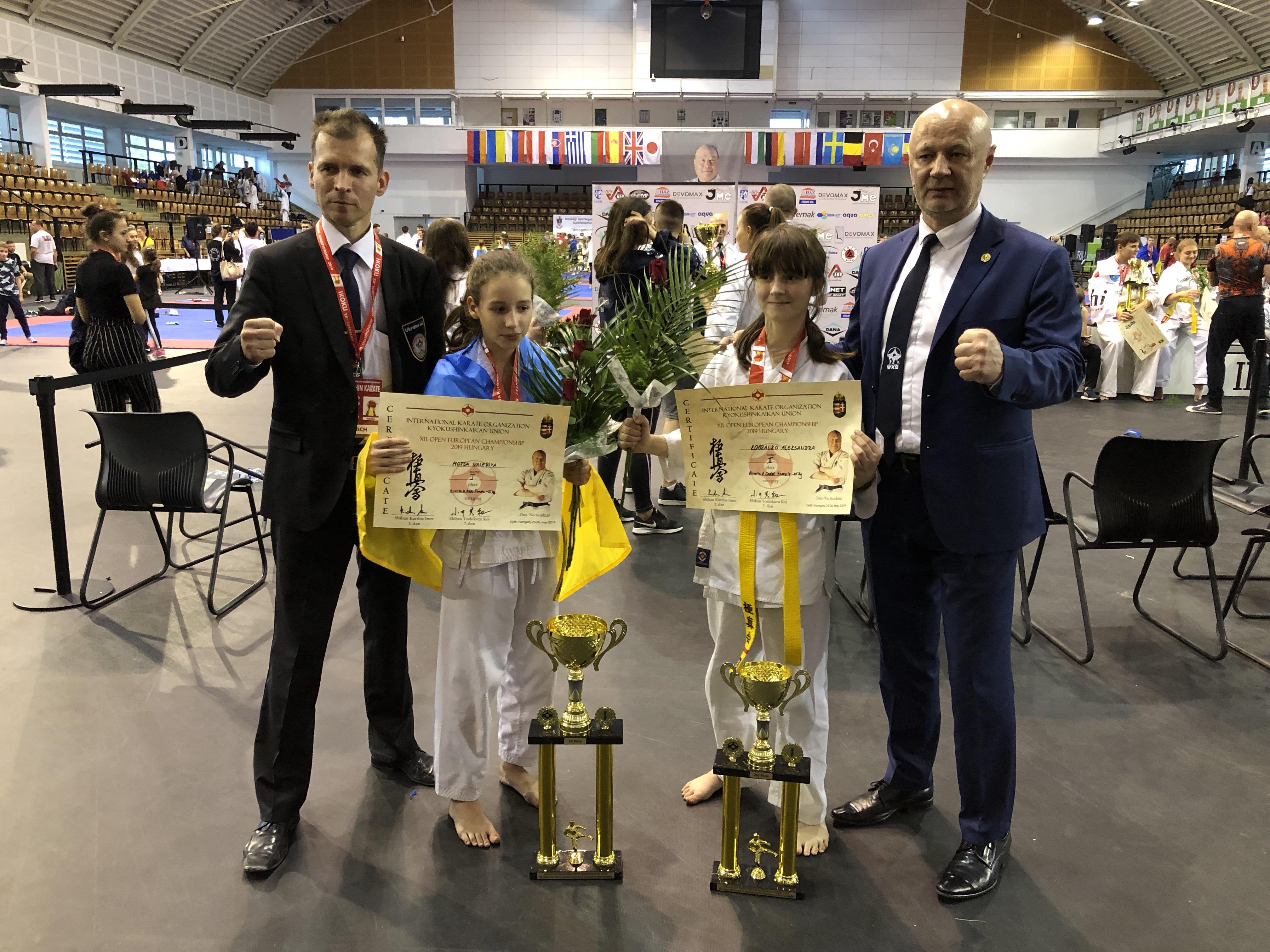 Mistrzostwa Europy Rengokai
