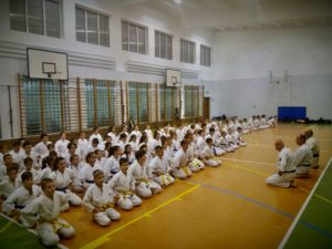 Egzaminy karate