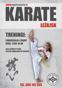 Zapraszamy na treningi karate