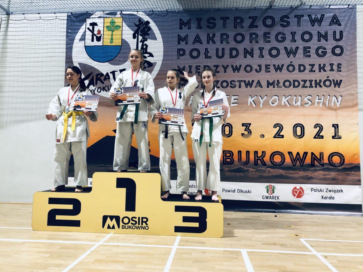 10 medali na MMP i MMM w Bukownie