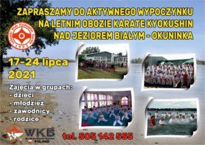 Read more about the article Letni obóz karate LKKK
