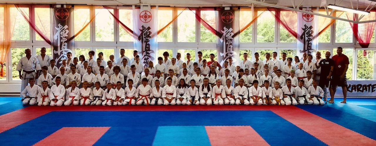 You are currently viewing Spotkanie organizacyjne przed wyjazdem na obóz karate