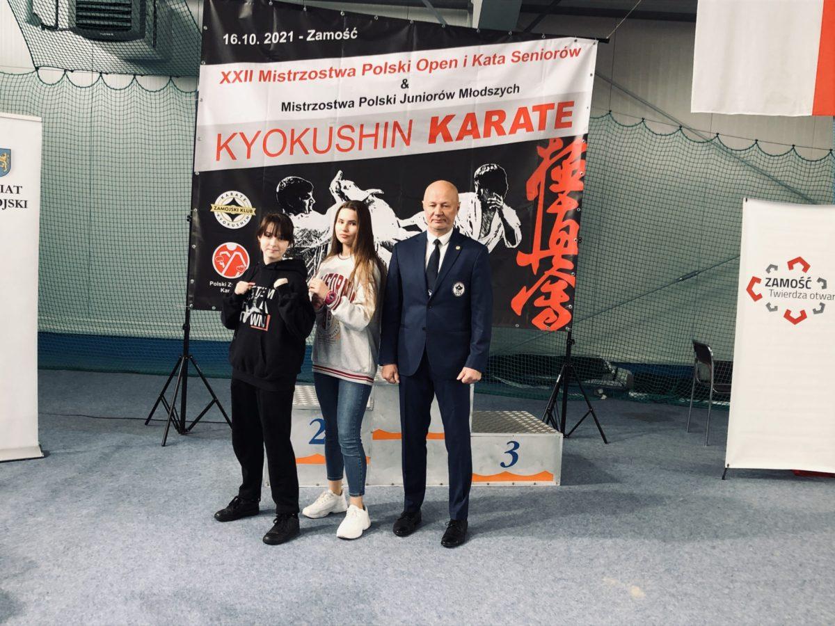 Read more about the article Mistrzostwa Polski juniorów Młodszych